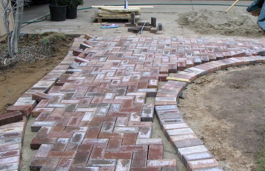 Dalele de beton, o solutie foarte buna pentru pavaje sau fatade