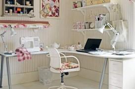 Munca la domiciliu. Sfaturi pentru o amenajare ergonomica a atelierului de acasa
