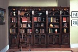 Biblioteca, un obiect de mobilier cu o istorie interesanta