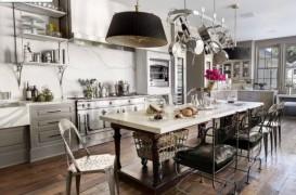Casele vedetelor: Gwyneth Paltrow prefera stilul ecvestru