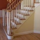 Acoperiri pentru scari: tipuri de materiale pentru placare si mochetare