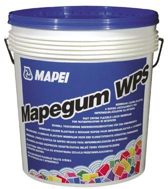 Hidroizolarea baii cu Mapegum WPS