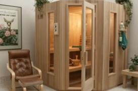 De ce este bine sa aveti in casa si o sauna?
