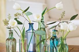 Stil de primavara: aranjamente florale pentru interioare pline de prospetime