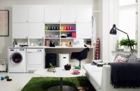O camera strict functionala, numai pentru haine