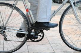 Mediu urban, trafic european. Iar bicicletele... in plan