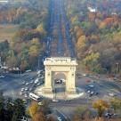 Primaria Bucuresti intra din nou cu buldozerul in arbori, piste de biciclete si valori culturale