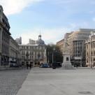 Piata Universitatii, kilometrul zero al relatiilor dintre arhitecti, constructori si politicieni