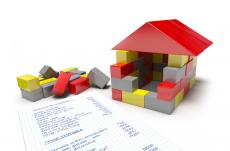 Bugetul pentru construirea casei