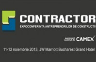 Peste 300 de antreprenori de constructii la a treia editie CONTRACTOR