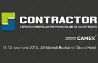 Cele mai recente proiecte de constructii prezentate la CONTRACTOR 2013