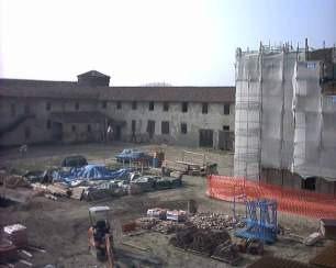 Turnul Castelului Vercilli, Italia 1