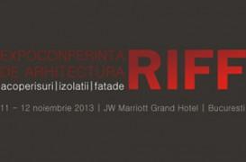 RIFF 2013: Presedintele Royal Institute of British Architects prezinta pe 12 noiembrie