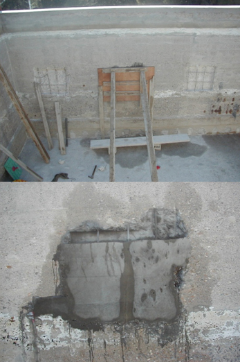 Dezastre care pot fi evitate consolidarea structurilor - Sika monotop 620 ...