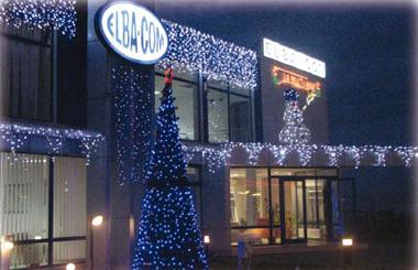 ELBA-COM - Produse pentru iluminatul festiv, de sarbatori