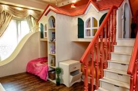 Cele mai atractive camere pentru copii