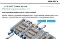 ASSA ABLOY Entrance Systems - Solutii automate de access pentru Productie, Logistica si Retail