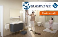 Totul pentru baia ta - design, calitate, perfectiune WS Consult