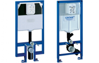Noile sisteme de instalare Rapid SL de la GROHE Professional