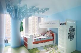 Dormitoare creative pentru copii