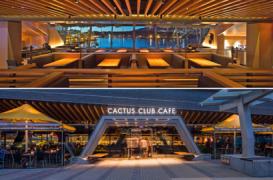 Cactus Club Coal Harbour, un restaurant cu vedere spre port