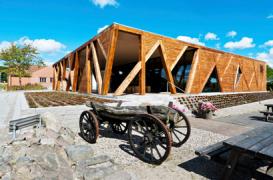 Centrul turistic RebilPorten din Danemarca