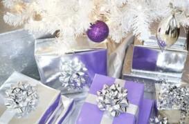 Zece idei de împachetare a cadourilor de Crăciun