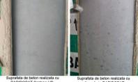 RAPIDOBAT Cretcon HD - Solutia pentru betonul aparent cu suprafete impecabile