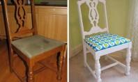 Patru idei de reconditionare a mobilierului
