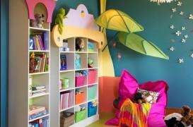 Camere pentru copii reali: idei de amenajari