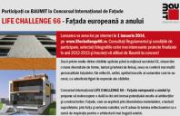 Participati cu BAUMIT la Concursul International de Fatade