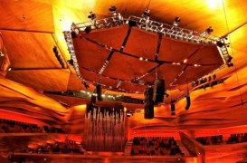 Finn Buus Steffensen prezinta la Bucuresti proiectul instalatiilor de securitate la incendiu pentru sala de concerte