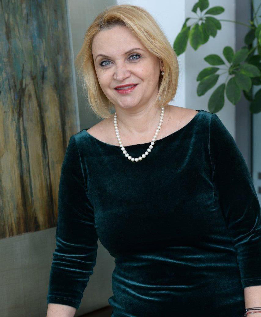 Ileana Nicolae, Manager Sika Europa de Est