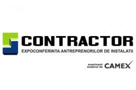 Exemple de succes din industria instalatiilor la CONTRACTOR 2014   7-8 aprilie, Bucuresti