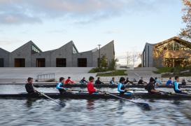 Centru de antrenament pentru canotori
