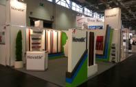 Tigla Novatik a participat la cea mai mare expozitie dedicata acoperisurilor din Europa