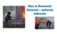 Nou in Romania! Dynaset - actionat hidraulic