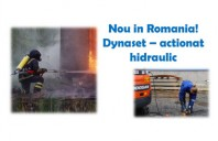 Nou in Romania! Dynaset - actionat hidraulic
