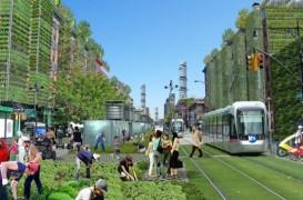 Orasul viitorului isi va produce propriile resurse
