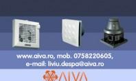Ventilatoare de la AIVA - calitatea exceptionala VORTICE la cele mai avantajoase preturi din Romania Ventilatorul