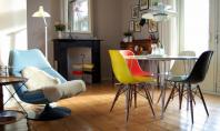 Culori si scaune de colectie pentru o locuinta de langa Amsterdam Daca ideea de a trai