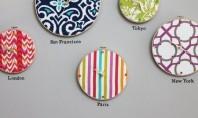 Cinci proiecte de ceasuri de perete originale Astazi se gasesc usor (sau se pot comanda online)