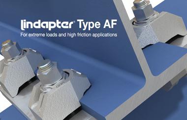 Sisteme de fixare LINDAPTER - Girder Clamp, Tip AF