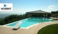 Piscinele HOBBIT CONCEPT - confort relaxare sanatate! HOBBIT CONCEPT RO construieste piscine rezidentiale sau publice cu