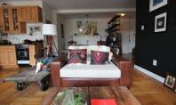 Apartament in Brooklyn combinatie de stiluri cu rezultat surprinzator Apartamentul tip studio pe care Joey si