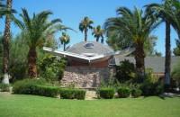 Cea mai buna forma de acoperis pentru protectia in fata conditiilor meteo extreme: domul