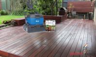 Renovare pardoseli exterioare tip deck Parchetexpert vine in sprijinul tuturor clientilor cu o oferta greu de