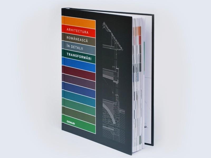 Transformari. O nouă aparitie editoriala in seria Arhitectura romaneasca in detalii