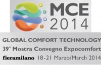 TUCAI va invita la prestigiosul targ de instalatii HVAC de la Milano In perioada 18-21 martie are loc la Milano a treizeci si noua editie a targului international MCE Mostra Convegno Expocomfort, iar anul acesta in centrul atentiei sunt solutiile sustenabile pentru imbunatatirea confortului.