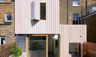 Extindere propusa pentru o veche casa din Londra Desi in ultimii ani Anglia s-a confruntat cu